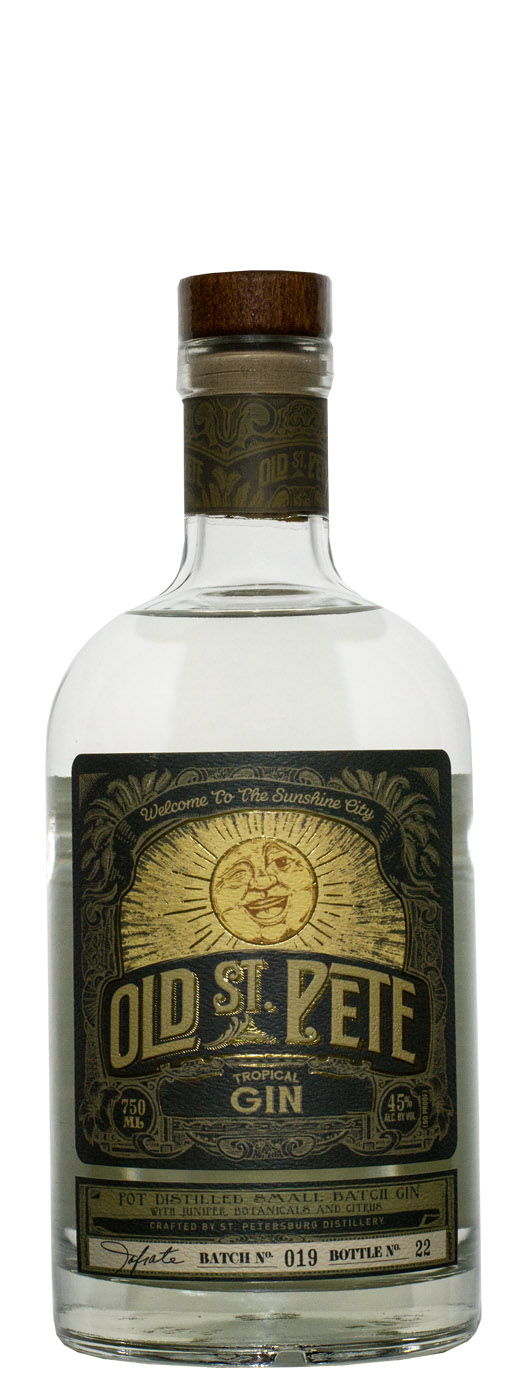 Old St. Pete Tropical Gin