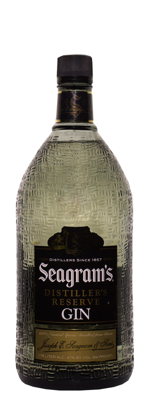 Seagram's Distillers Reserve Gin