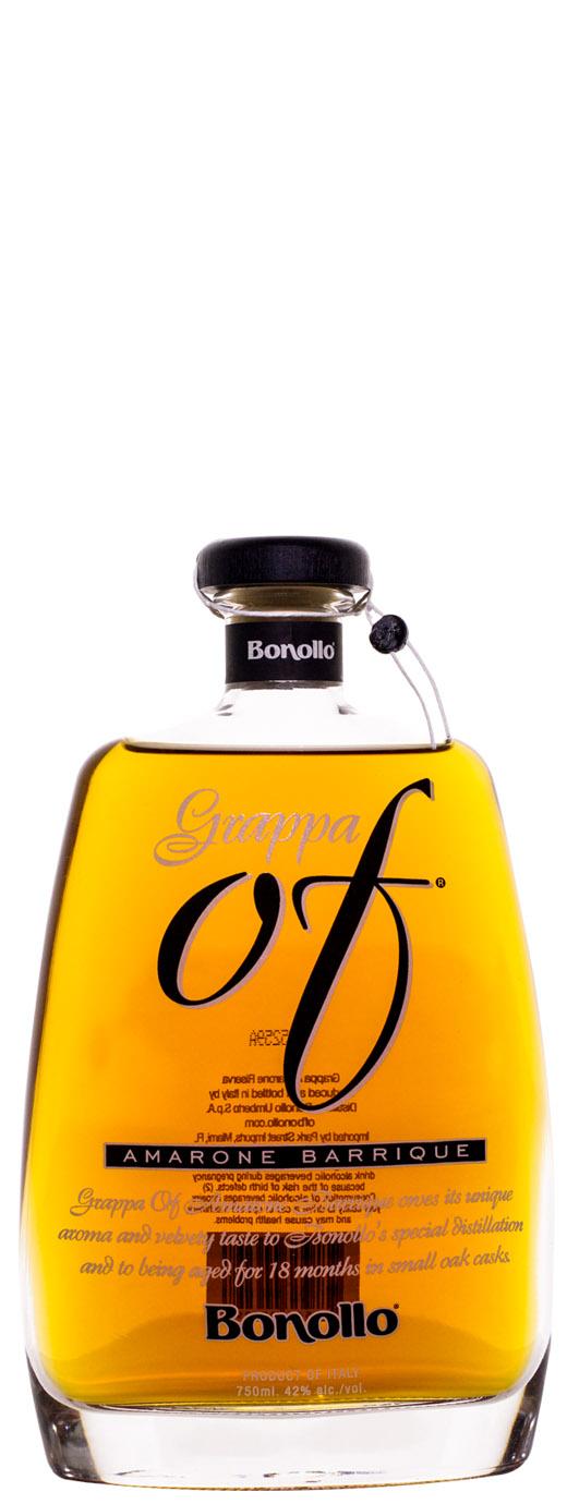 Bonollo Grappa Of Amarone Barrique