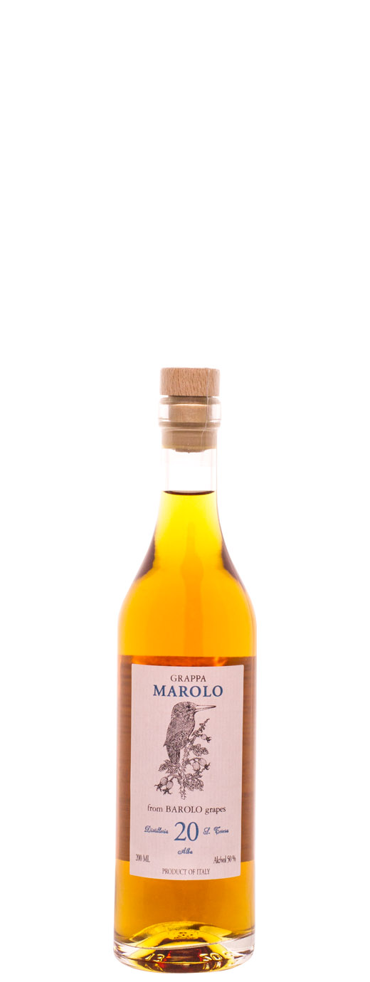 Marolo 20 Year Old Grappa di Barolo