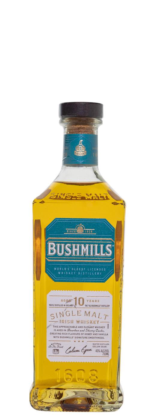 Bushmills 10yr Single Irish Malt