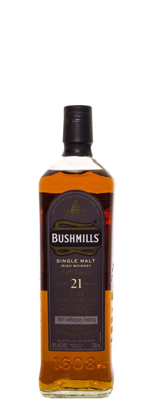 Bushmills 21yr Rare Single Irish Malt