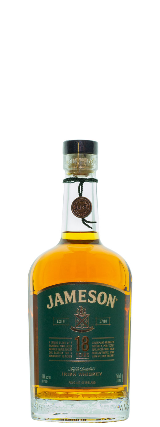 Jameson 18yr Irish Whiskey