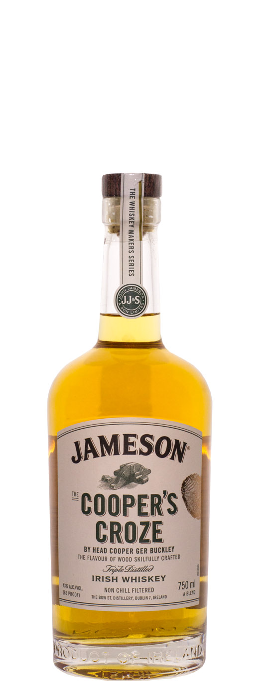 Jameson The Cooper's Croze Irish Whiskey
