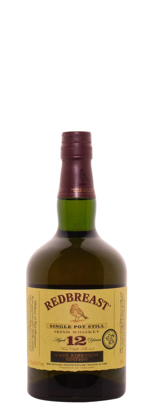 Redbreast 12yr Cask Strength Irish Whiskey