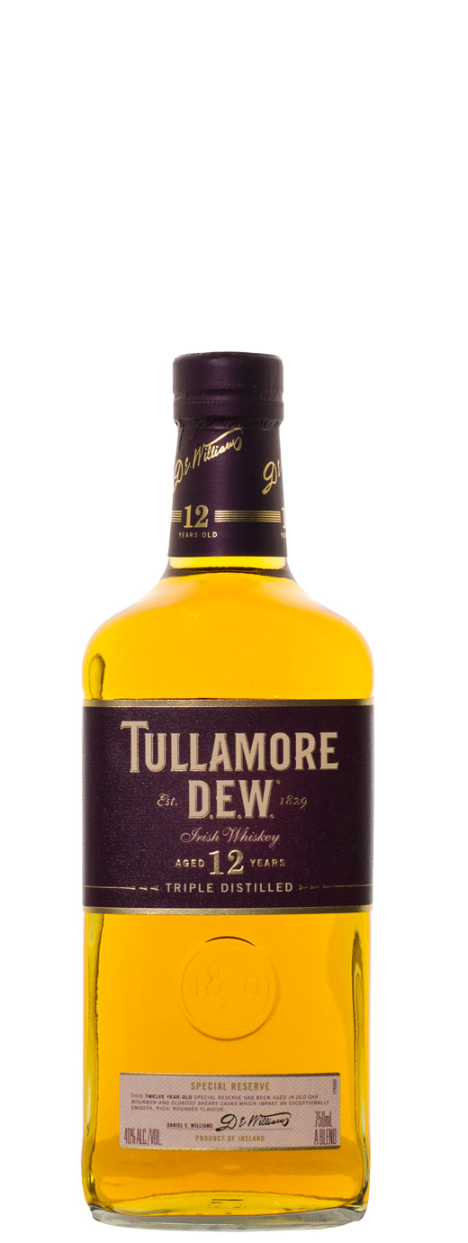 Tullamore Dew 12yr Irish Whiskey