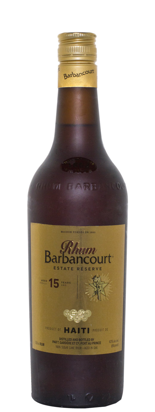 Rhum Barbancourt 15yr Reserve Speciale Rum