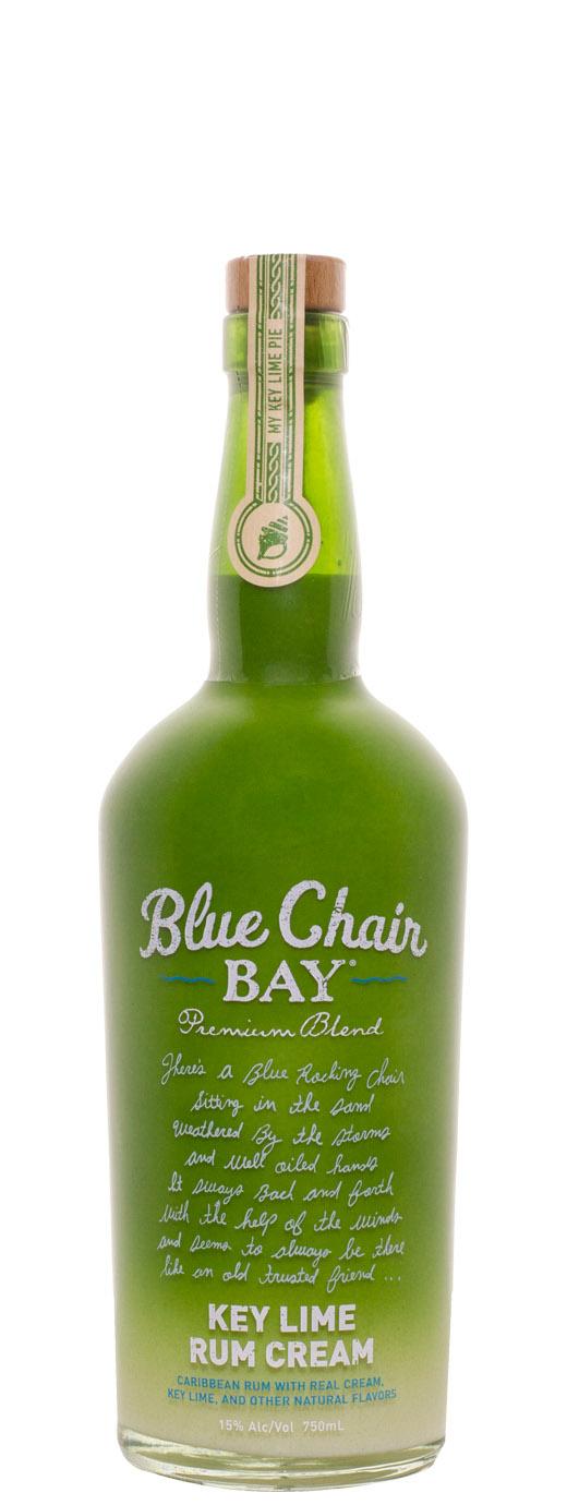 Awesome Blue Chair Bay Key Lime Rum Cream, Brighton (750ml)