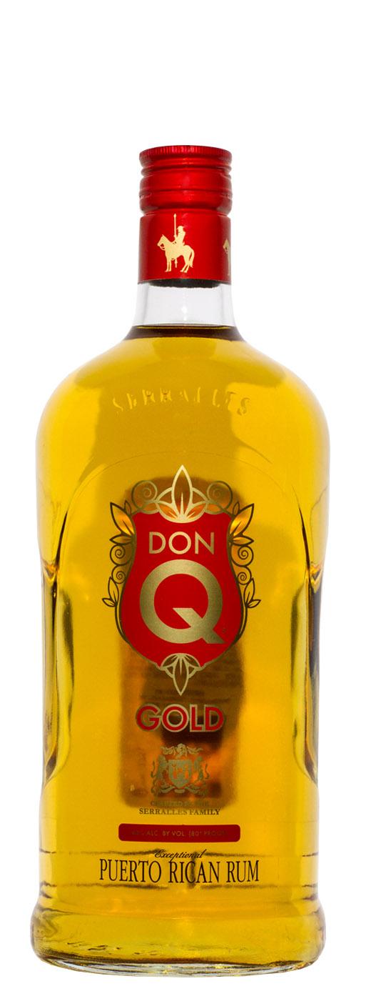 DonQ Gold Rum