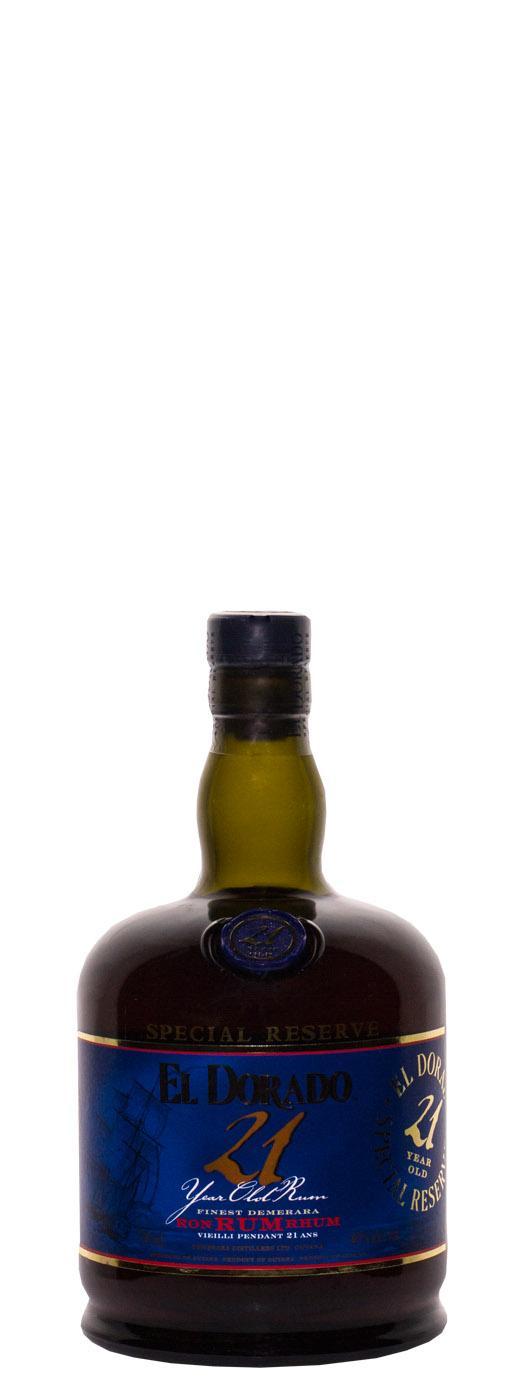 El Dorado 21yr Special Reserve Demerara Rum