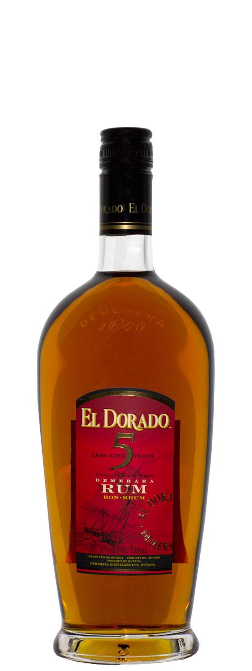 El Dorado 5yr Demerara Rum
