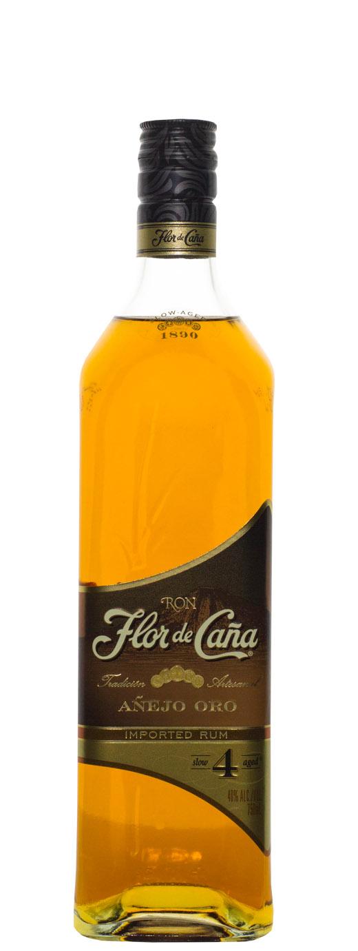 Flor de Cana 4yr Gold Rum
