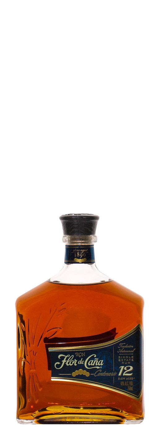 Flor de Cana 12yr Centenario Rum