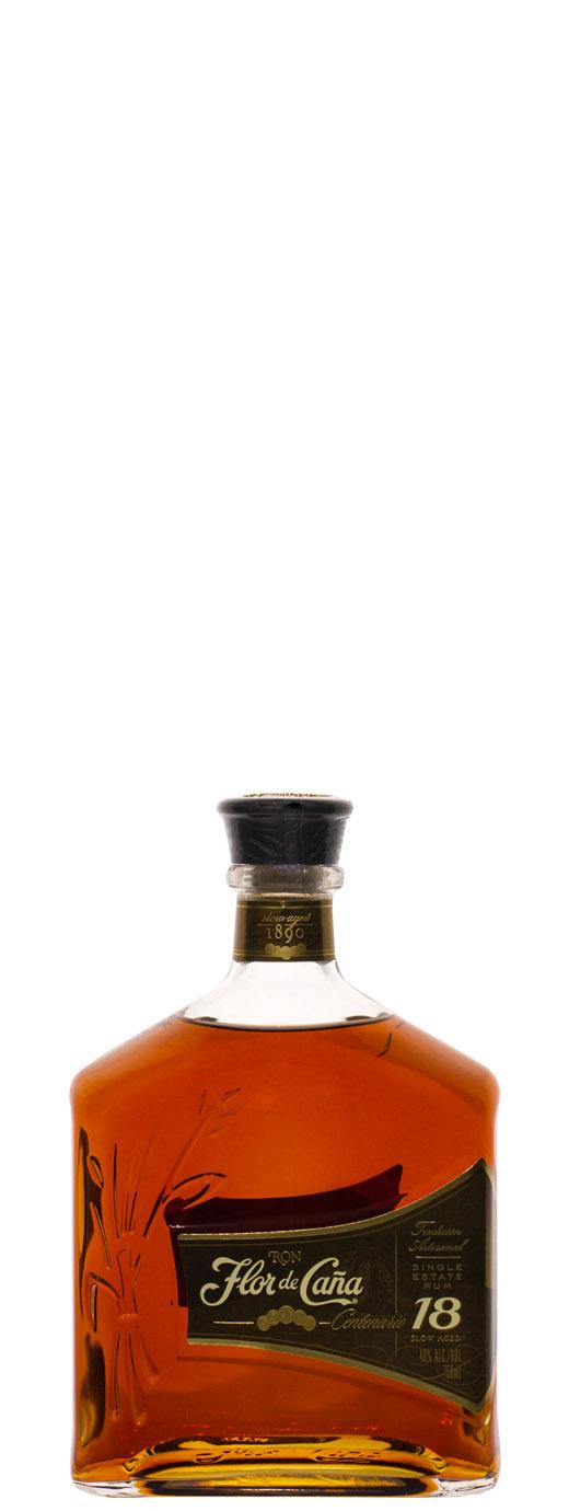 Flor de Cana 18yr Centenario Rum