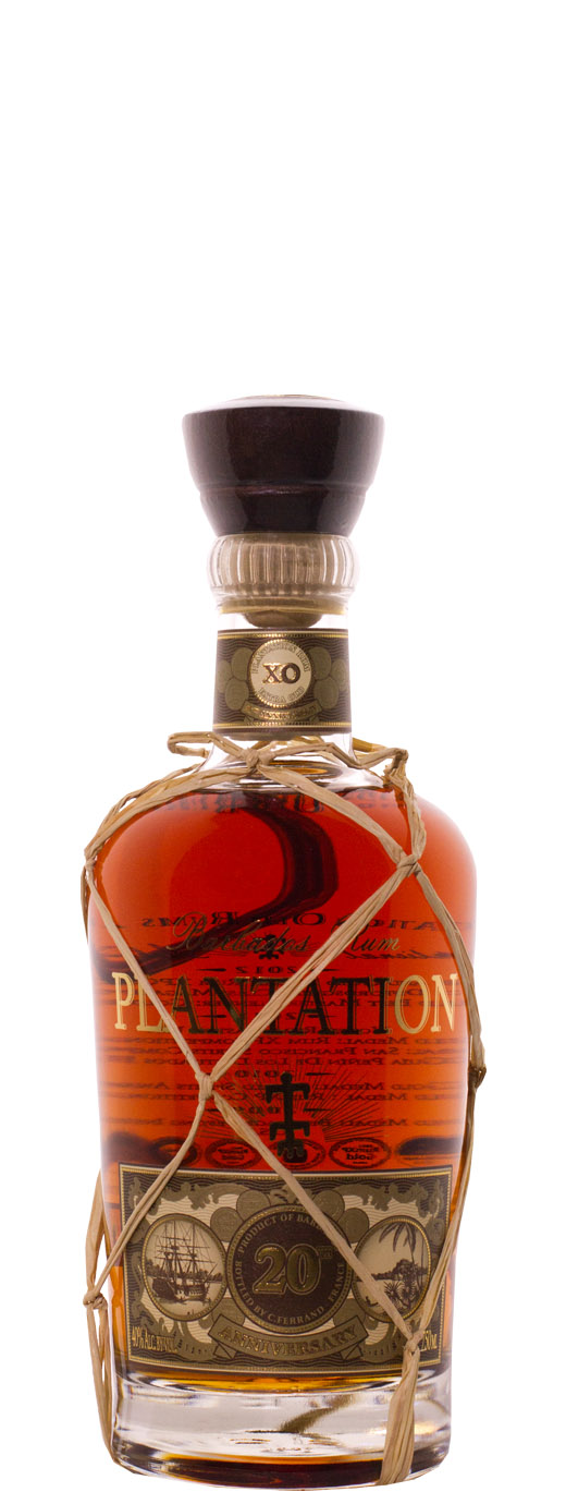 Plantation 20th Anniversary Extra Old Aged Rum