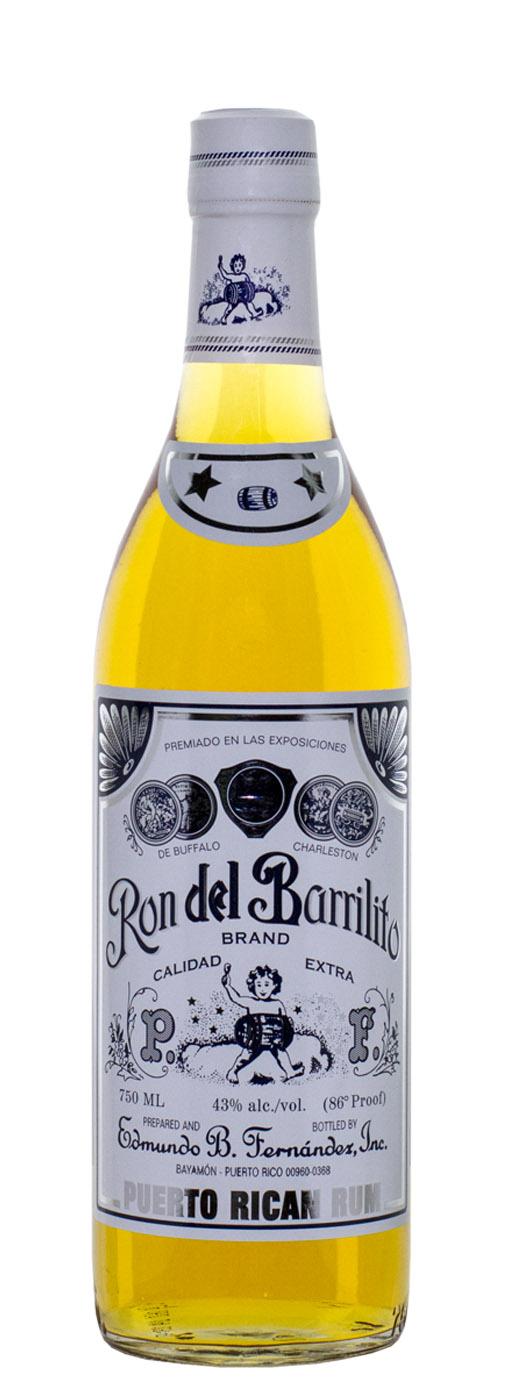 Ron del Barrilito 2 Stars Rum