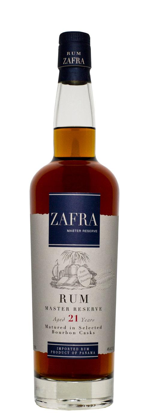 Zafra 21yr Master Reserve Panama Rum