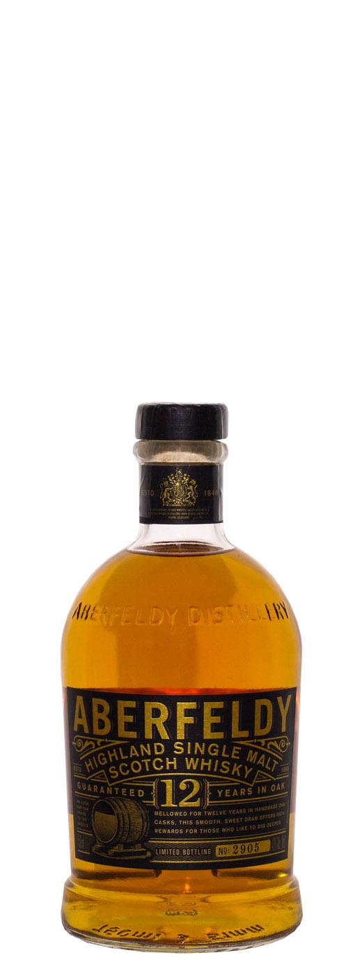 Aberfeldy 12yr Single Malt Scotch