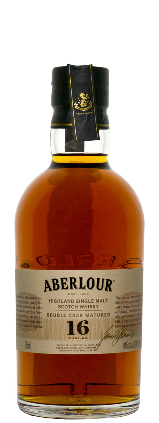 Aberlour 16yr Single Malt Scotch