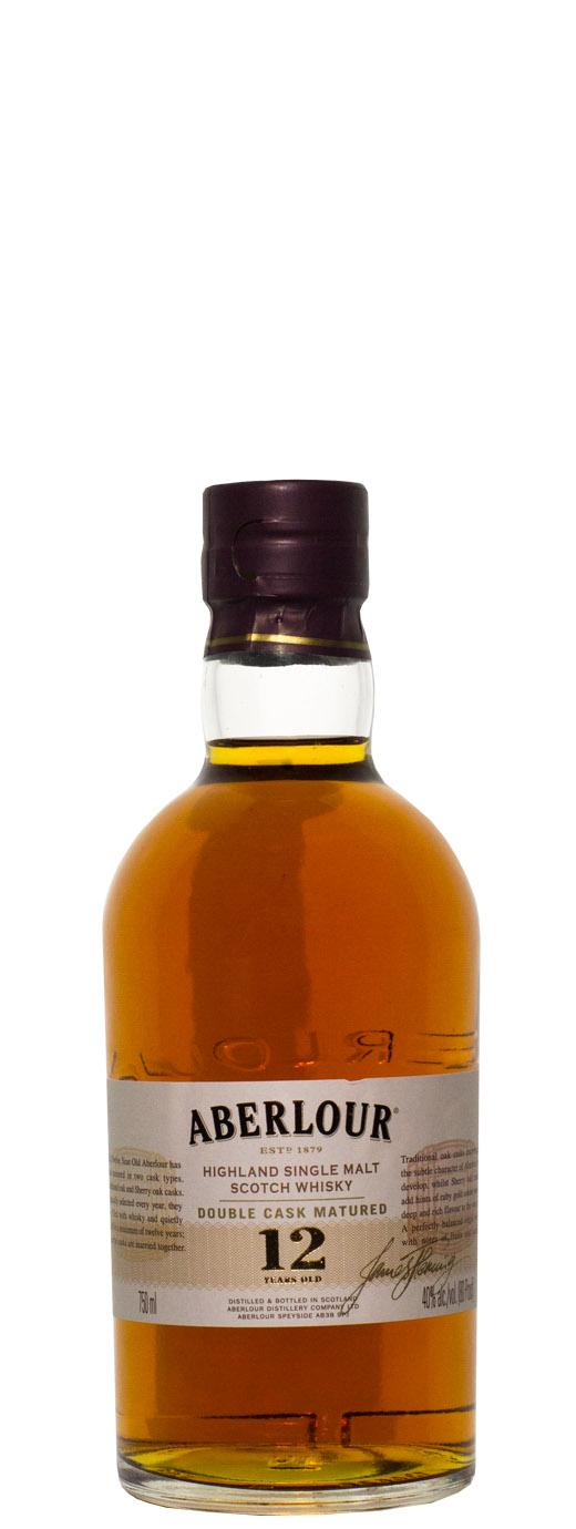 Aberlour 12yr Single Malt Scotch