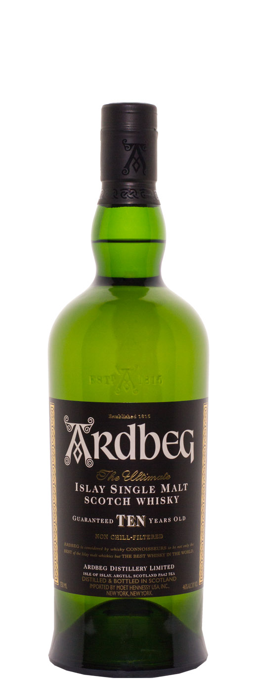 Ardbeg 10yr Single Malt Scotch