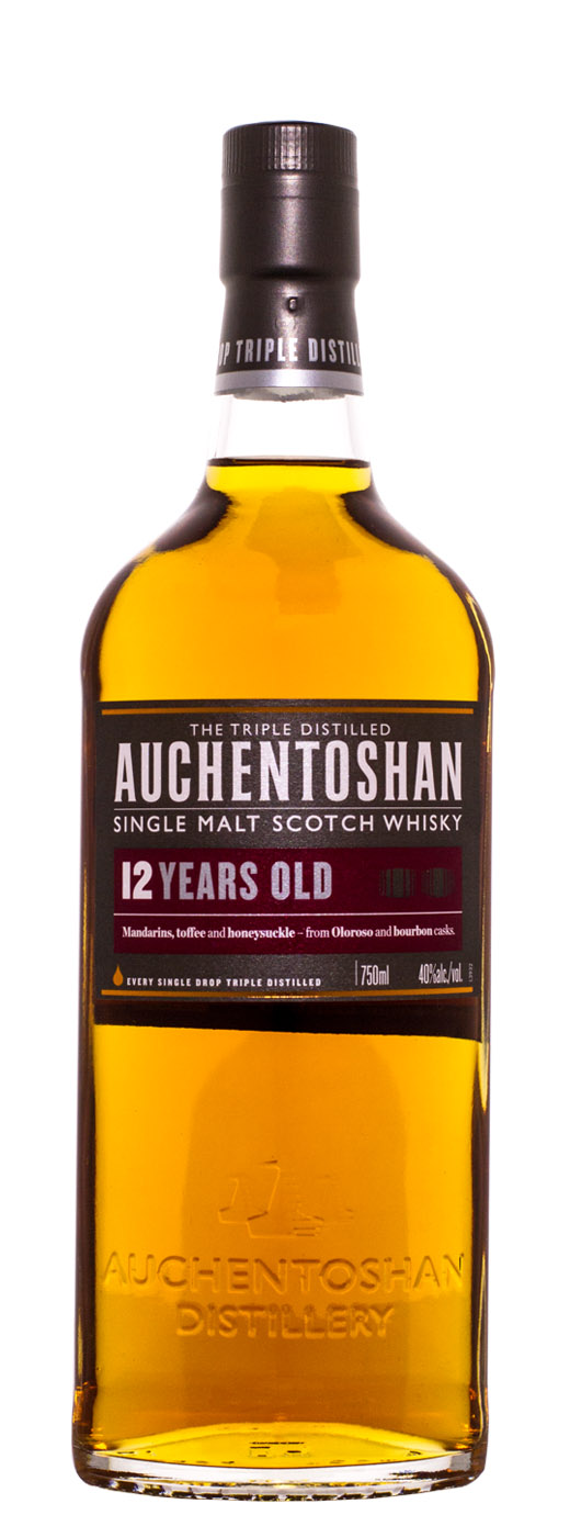 Auchentoshan 12yr Single Malt Scotch