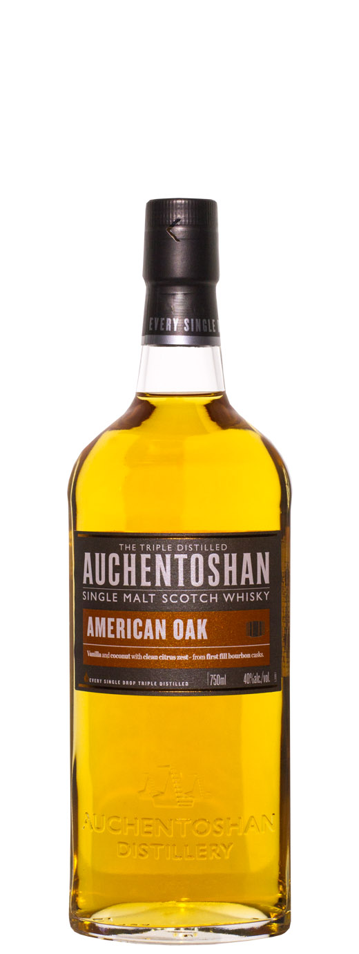 Auchentoshan American Oak Single Malt Scotch