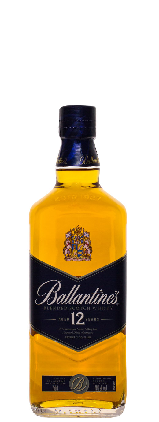 Ballantine's 12yr Blended Scotch