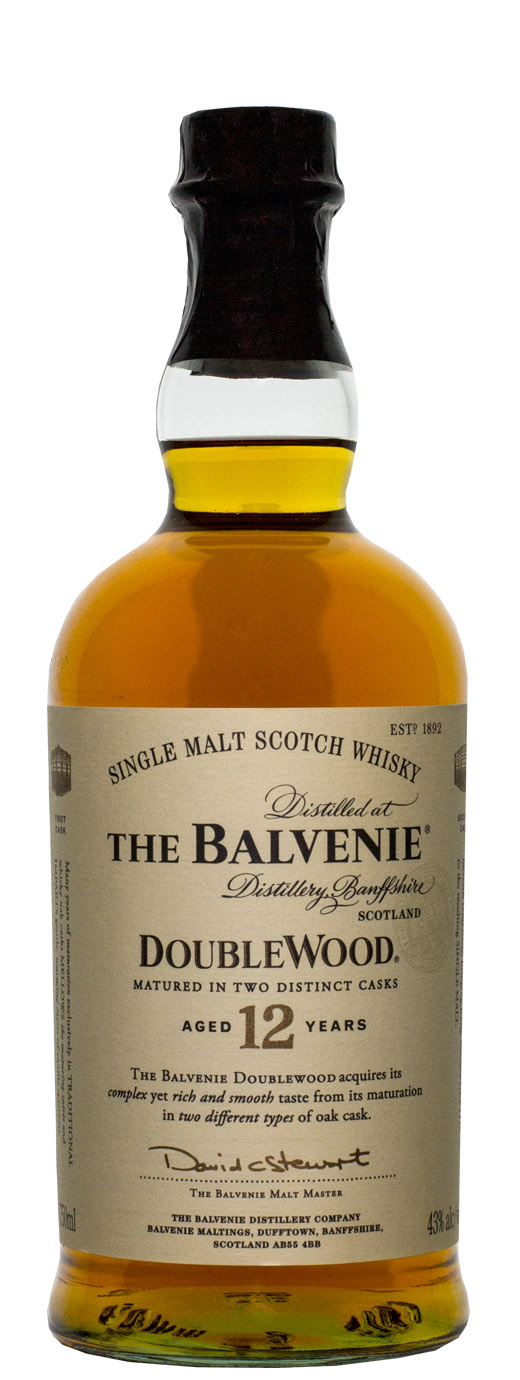 Balvenie DoubleWood 12yr Single Malt Scotch