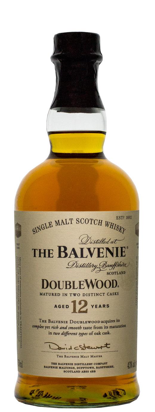 Balvenie DoubleWood 12yr Single Malt Scotch