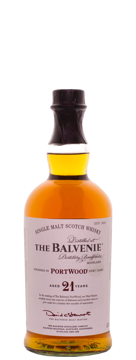 Balvenie Portwood 21yr Single Malt Scotch
