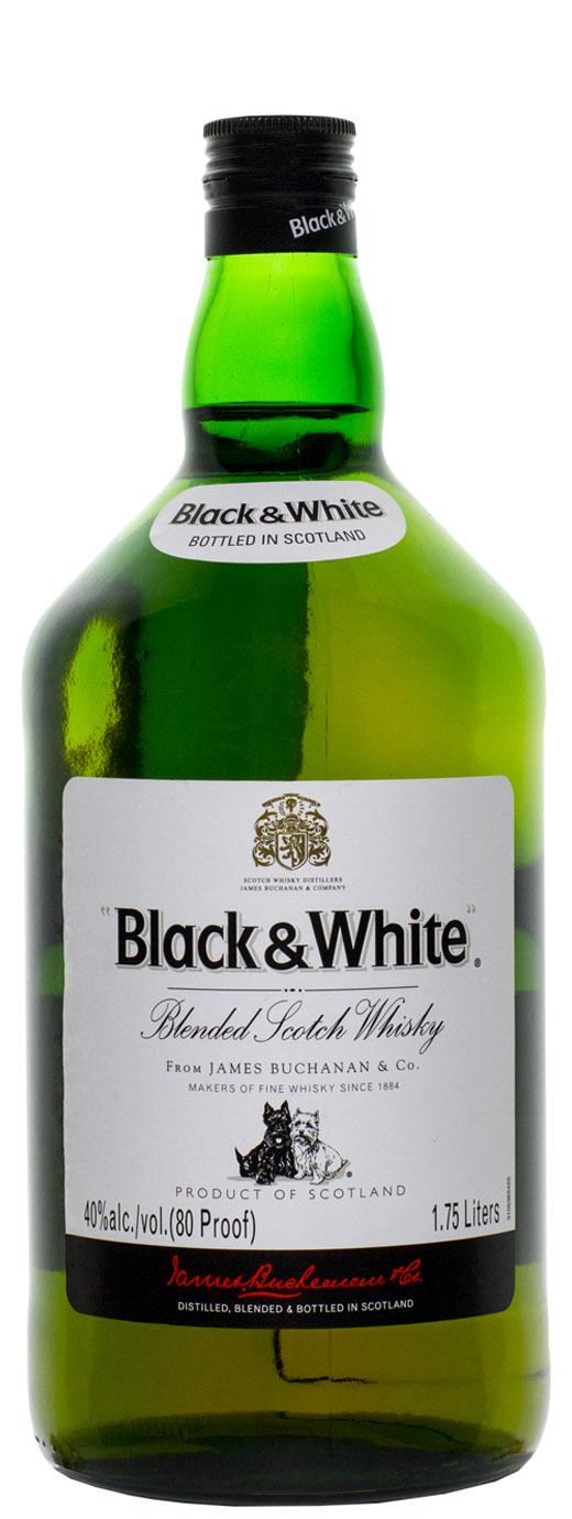 Black & White Blended Scotch