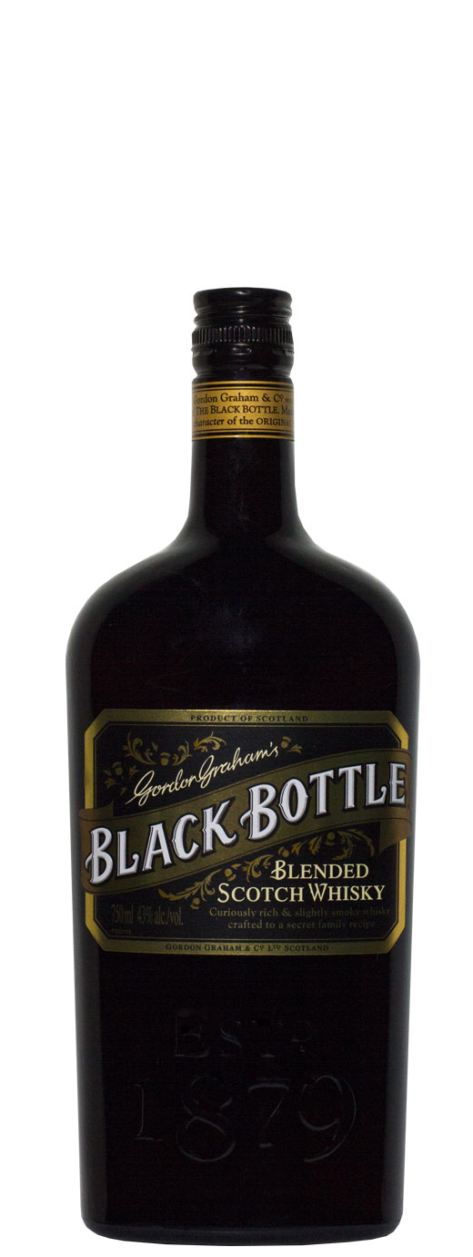 Black Bottle Blended Scotch