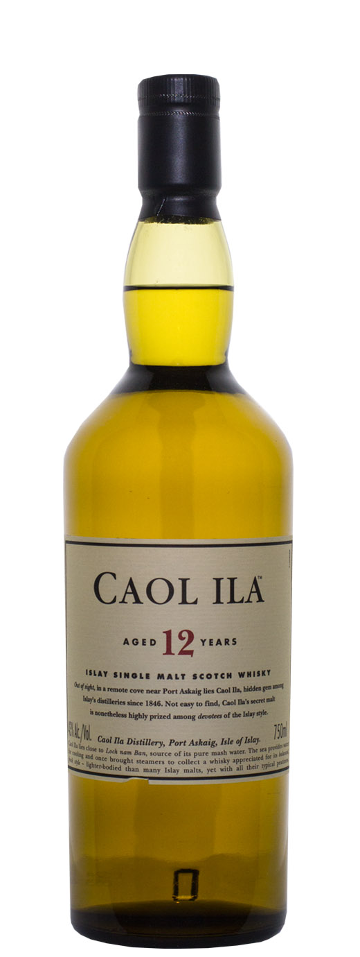 Caol Ila 12yr Single Malt Scotch