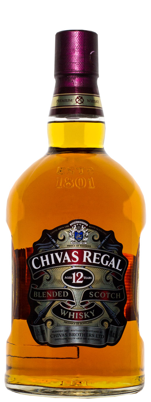 Chivas Regal 12yr Blended Scotch