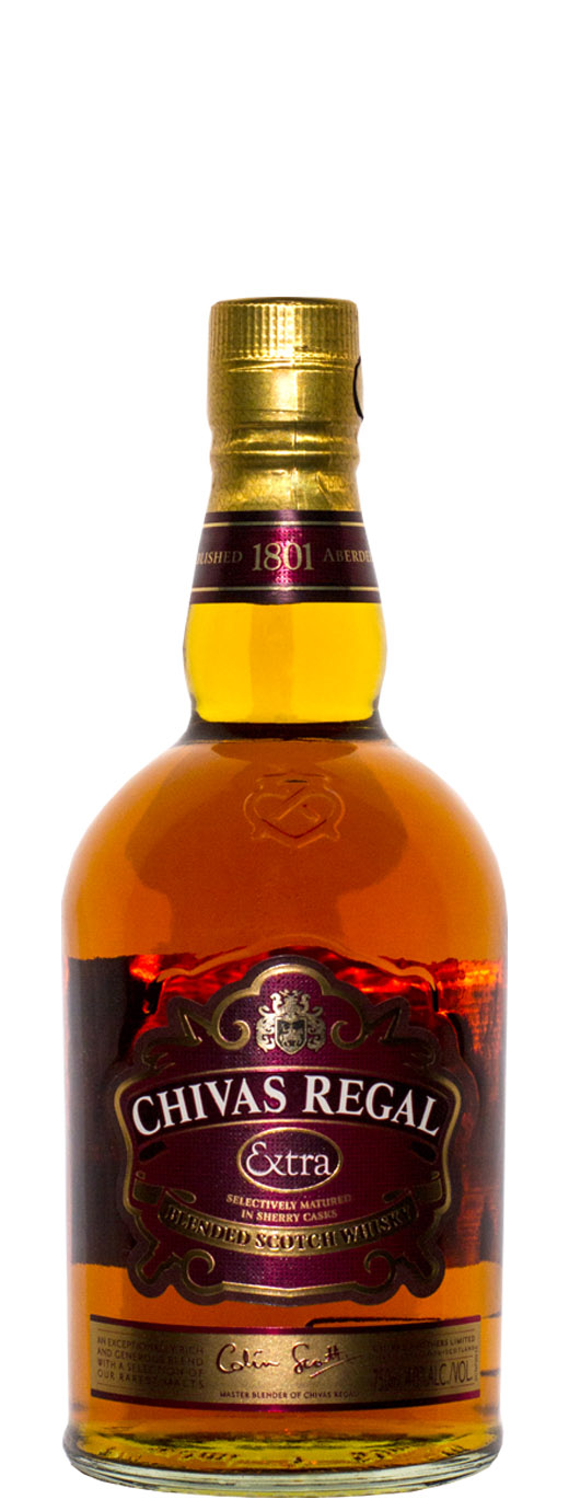 Chivas Regal Extra Blended Scotch
