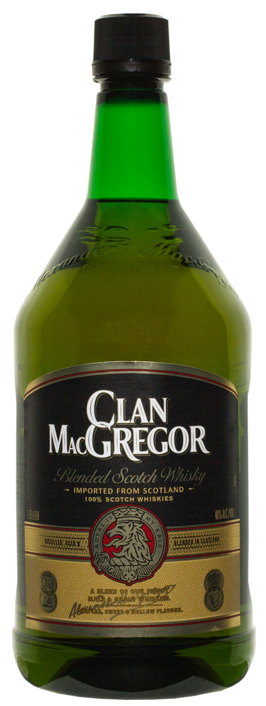 Clan MacGregor Blended Scotch