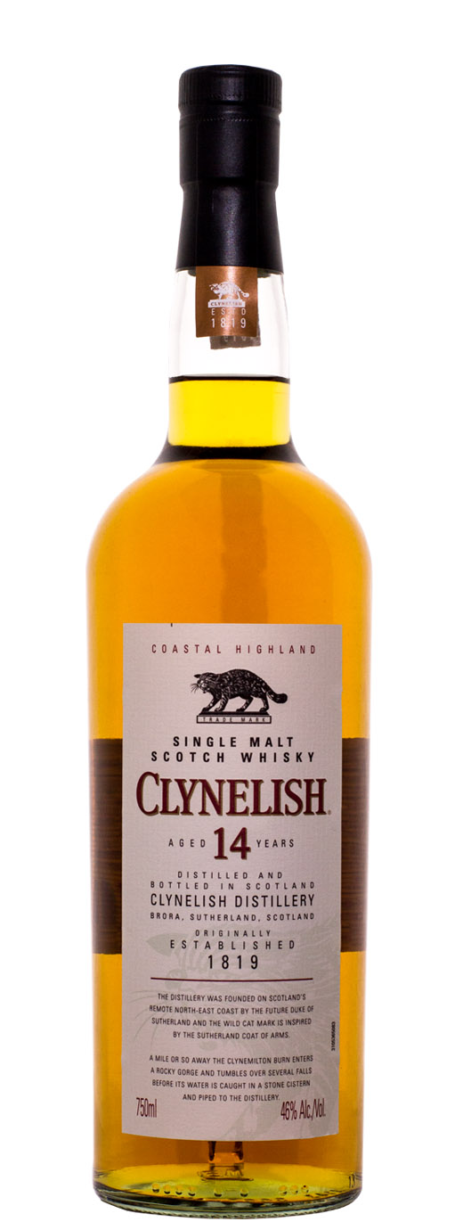 Clynelish 14yr Single Malt Scotch