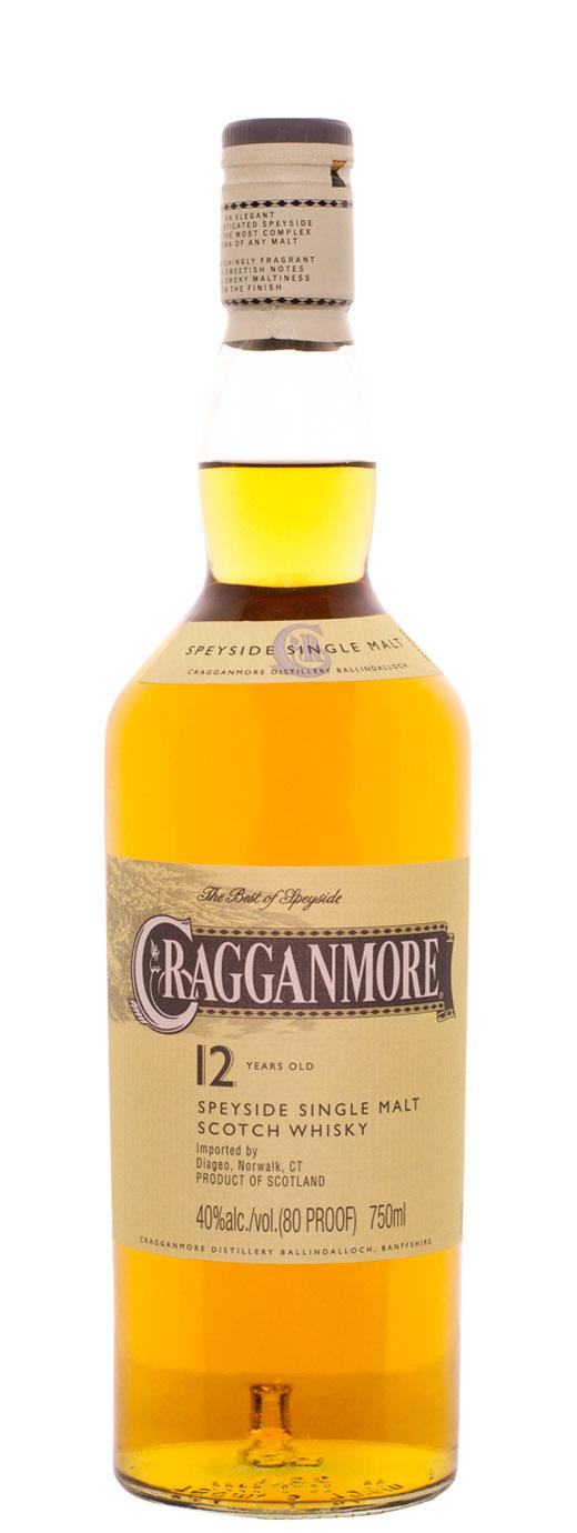 Cragganmore 12yr Single Malt Scotch