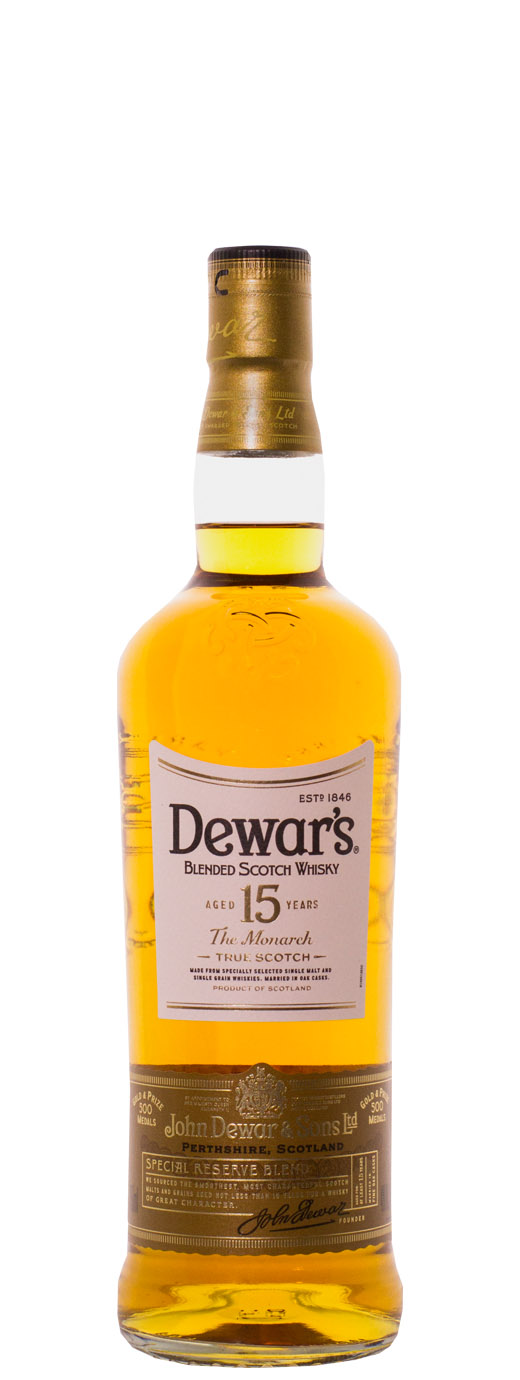 Dewar's 15yr Blended Scotch Limited Edition