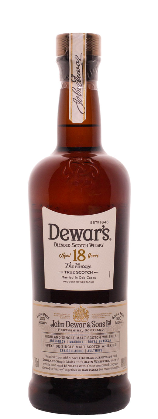 Dewar's 18yr Blended Scotch