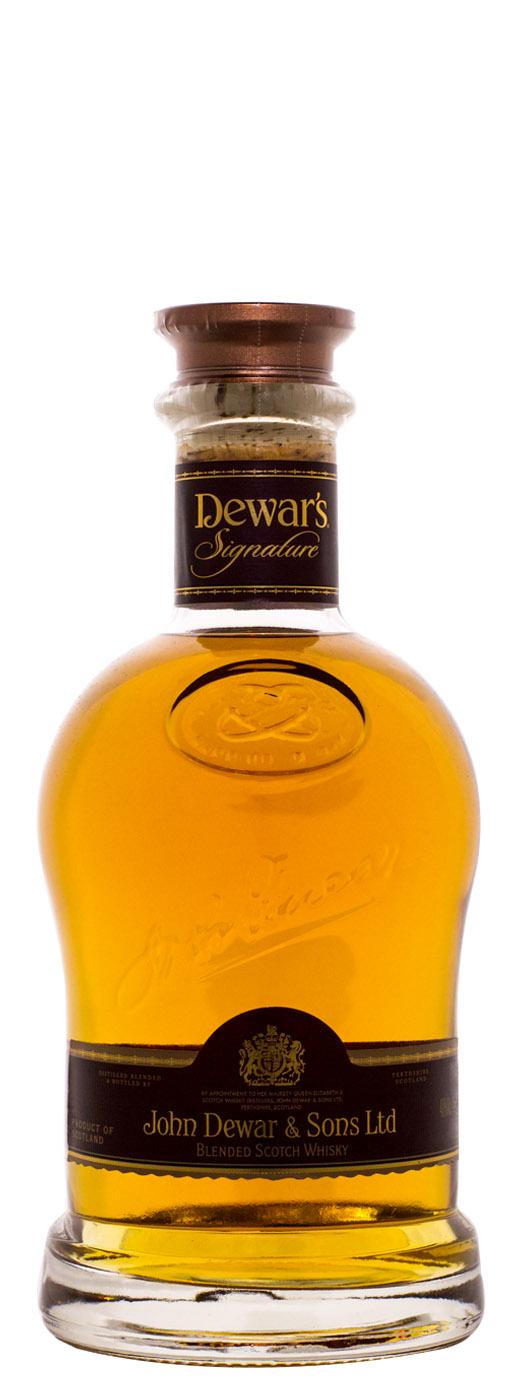 Dewar's Signature Blended Scotch