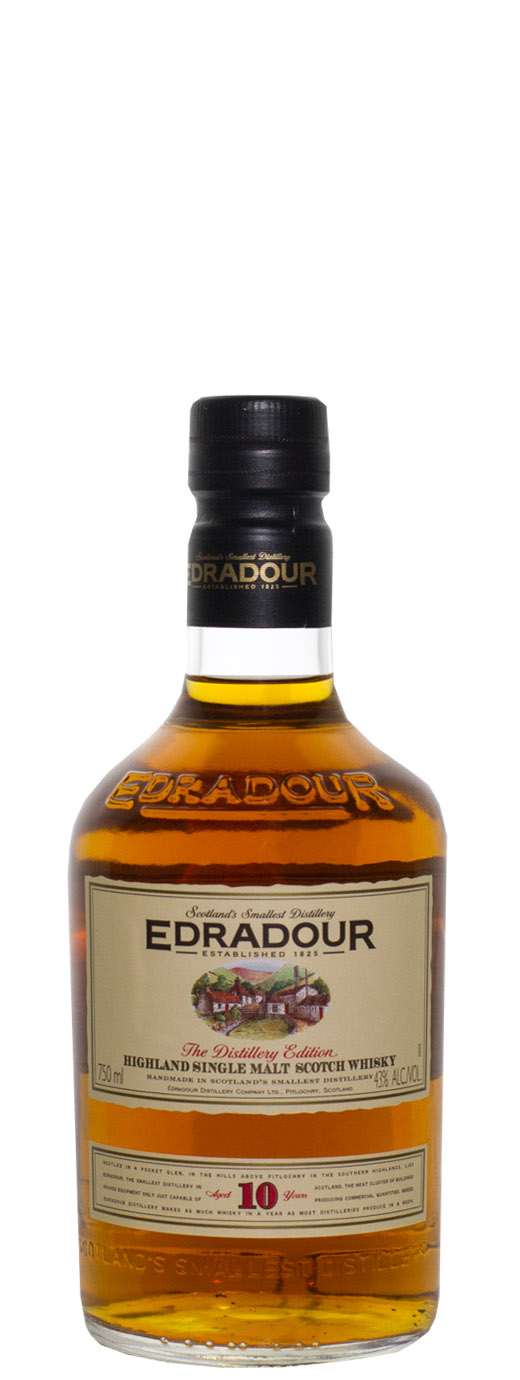 Edradour 10yr Single Malt Scotch