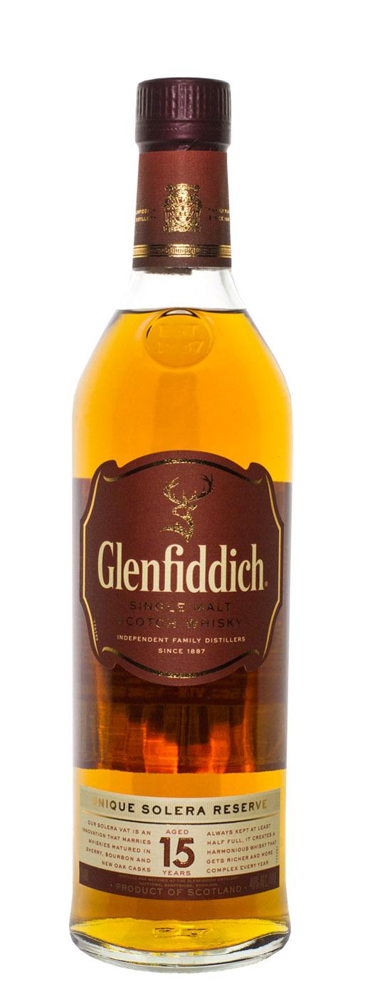 Glenfiddich 15yr Single Malt Scotch