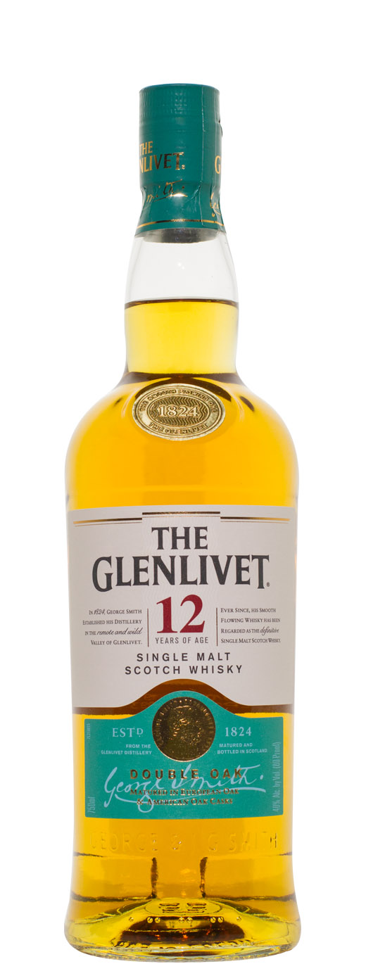 The Glenlivet 12yr Single Malt Scotch
