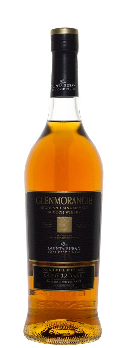 Glenmorangie The Quinta Ruban Single Malt Scotch