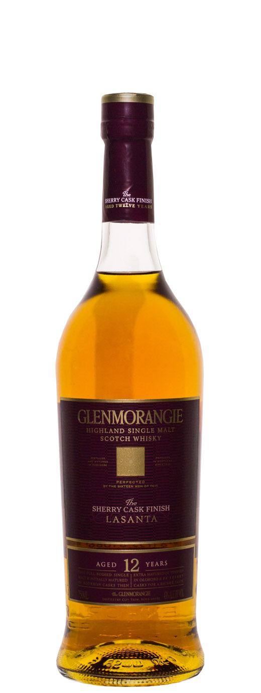 Glenmorangie Lasanta 12yr Sherry Cask Finish Single Malt Scotch