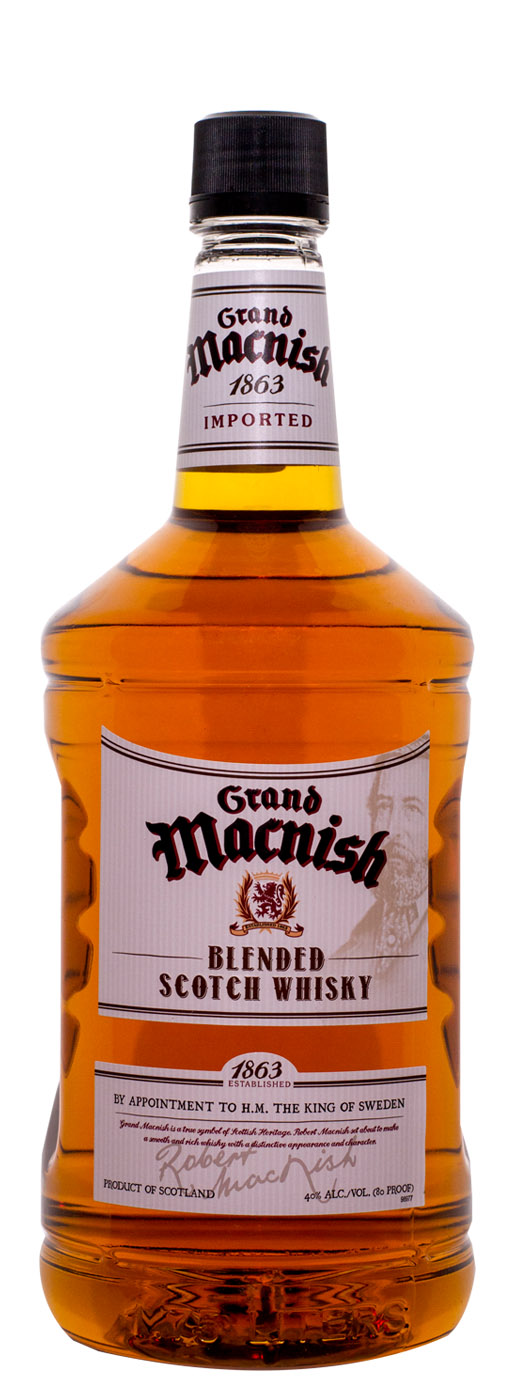 Grand Macnish Blended Scotch