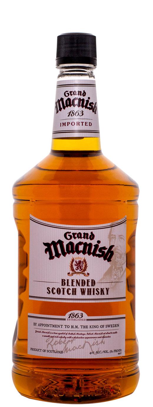 Grand Macnish Blended Scotch