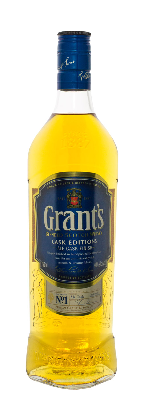 Grant's Ale Cask Finish Blended Scotch
